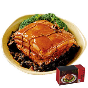 Stewed Dong-Po Pork Pickled Vegetable