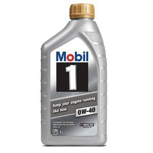 Mobil1 0w40 SNSM