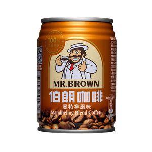 King Car Mr.Brown Mandheling Coffee