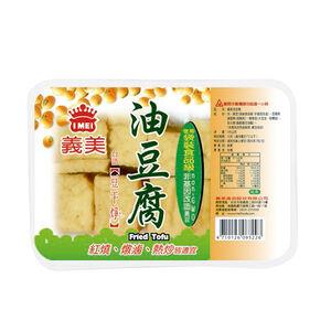 義美油豆腐(非基改)到貨效期約6-8天
