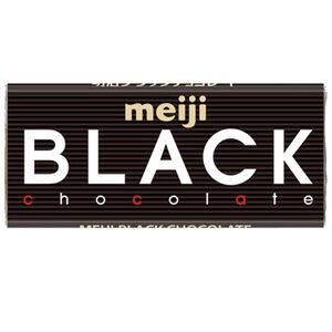 明治代可可脂黑巧克力(片裝)