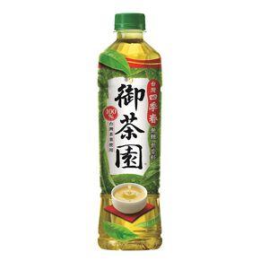御茶園台灣四季春PET550ml