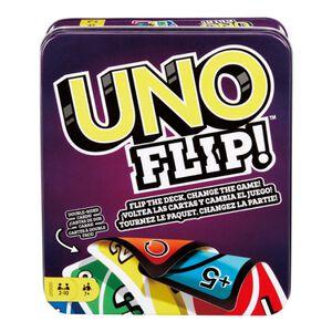 【桌遊】反轉UNO遊戲卡豪華盒裝版