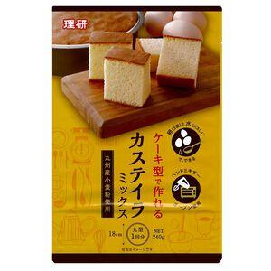 理研長崎蜂蜜蛋糕預拌粉