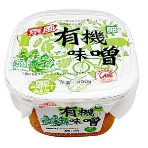 京風有機釀造味噌(細)