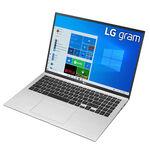 LG gram16 極致輕薄筆電(石英銀), , large