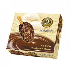 A-Chino lce Bar Vanilla With Chocolate