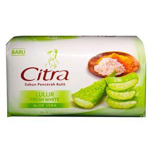 CITRA minyak bunga soap