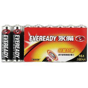 Eveready CZ 1215 MP16PCS AA
