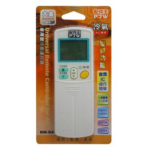 PJW RM-DA01A AC Remote Controller