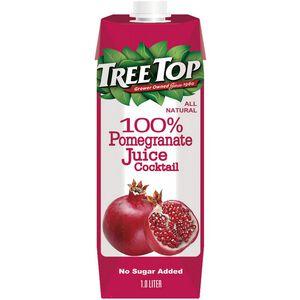 Pomegranate Juice Aseptic 1L