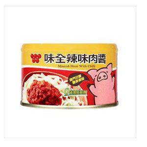 味全辣味肉醬150g