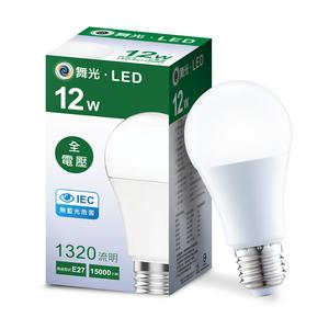 舞光 12W LED燈泡