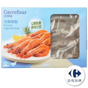 家樂福大草蝦