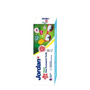 Jordan kids toothpaste(6-12years old)