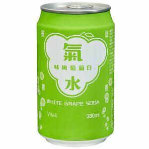 Vitali White Grape Soda 300ml