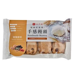 十方苑-雜糧饅頭(全素)-8入