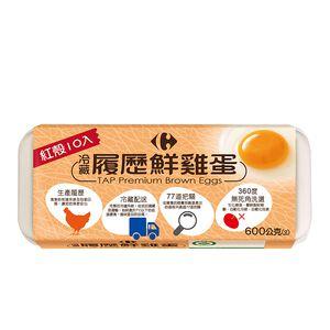 C-TAP Premium Brown Eggs 600g