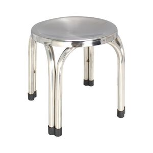 Stainless steel chair - 30cm