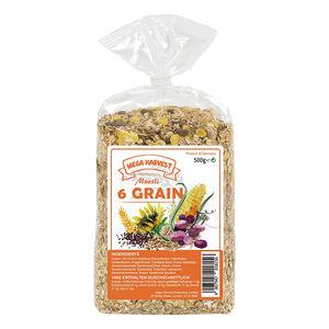Mega Harvest 6-Grain Muesli