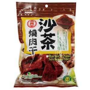 Barbecue Sauce Soybeans Slice(Vegan)
