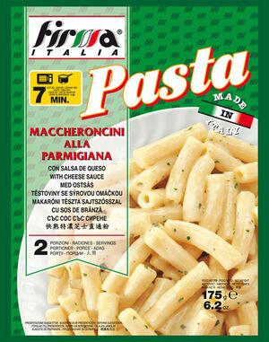 Firma Maccheroni parmesan sauce
