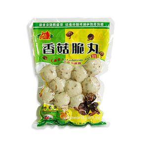 大椰香菇脆丸(冷藏)(全素)