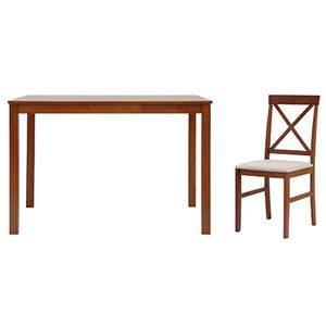 Nordic style table and chair set