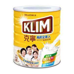 克寧高鈣全家人營養奶粉DHA-1.4kg