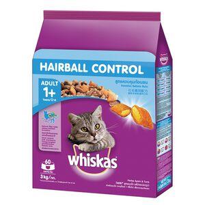 Whiskas Dry Hairball (Chicken+Veg) 3kg