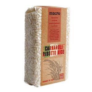 Macro Carnaroli Risotto Rice
