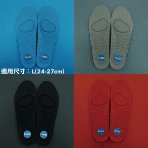 旋壓抗引機能鞋墊(顏色隨機出貨)