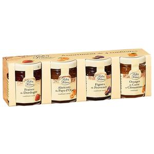 禾法頌果醬禮盒組50gx4