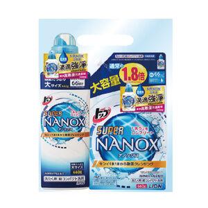 Super nanox 660g+refill 660g