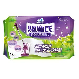 Wet Tissue Tea Tree
