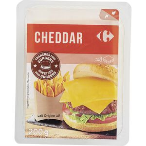 C-Cheddar Slices 200G