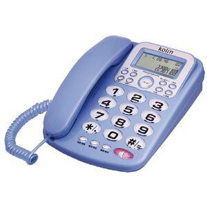 歌林KTP-WDP01來電顯示型電話-顏色隨機出貨