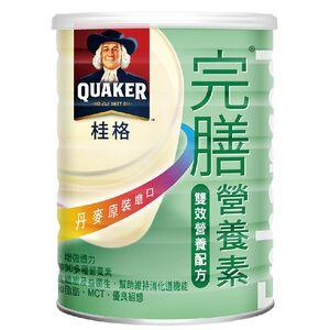 桂格完膳營養素雙效營養配方