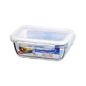 樂扣第三代玻璃保鮮盒730ML