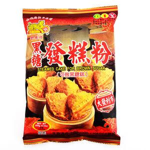 【純素】金錢豹 黑糖發糕粉500g