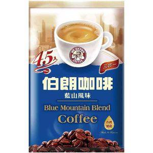 伯朗咖啡藍山風味3合1
