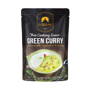 deSIAM Green curry sauce
