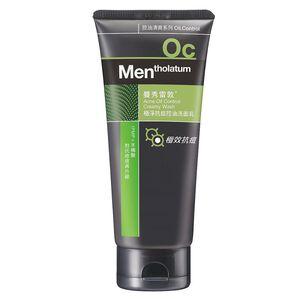 Mentholatum Acne Oil Control Creamy Wash