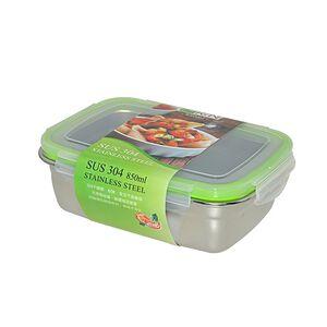 SUS304 food box850ml