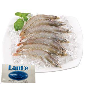 冷凍尼加拉瓜白蝦40/50(每盒約40-50尾,約1.1公斤)