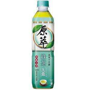 原萃綠茶玉露 Pet 580ml