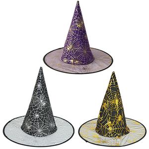 Spider Web Witch Hat