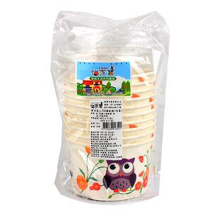 【免洗餐具】食尚達人特選750湯杯組