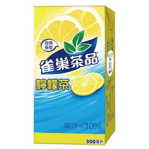 雀巢茶品檸檬茶TP300ml