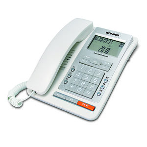 WD WT-08 Caller ID Cord Phone